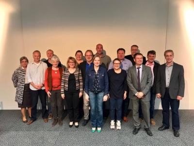 Betriebsgruppe ZDF Gruppenfoto